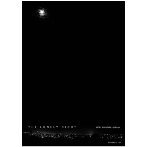 LTD EDITION 'THE LONELY NIGHT' POSTER