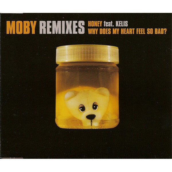 HONEY FEAT. KELIS WHY DOES MY HEART FEEL SO BAD? (REMIX) - CD