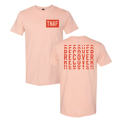 Recover Pink Tee [Pre Order]