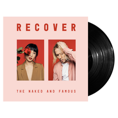 Recover Vinyl (Transparent Red Vinyl or Black Vinyl)