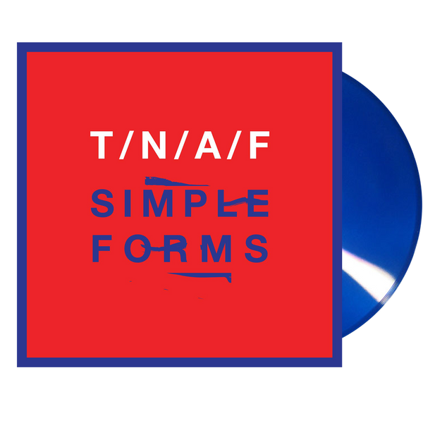 Simple Forms Limited Edition Blue Vinyl