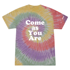 Come As You Are Benefit Tee