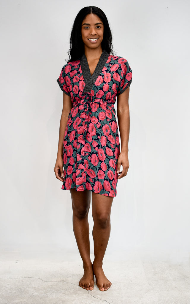 Virginia's Rose Shorty Sleeveless