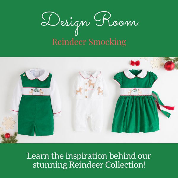 Design Room: Reindeer Smocking