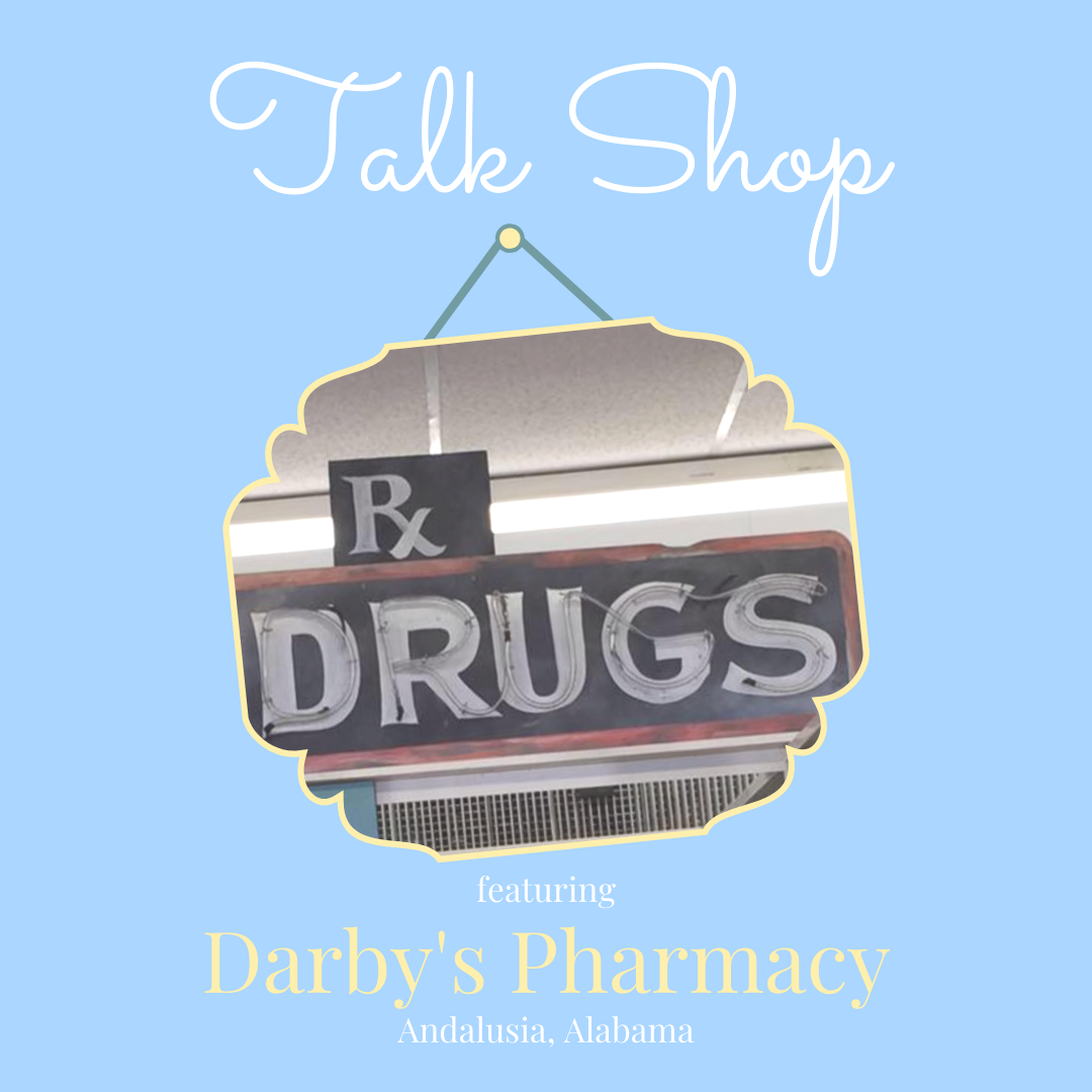 Talk Shop: Darby's Pharmacy