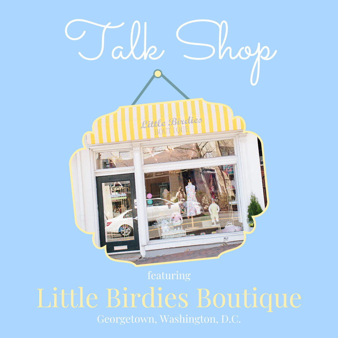 Talk Shop: Little Birdies Boutique