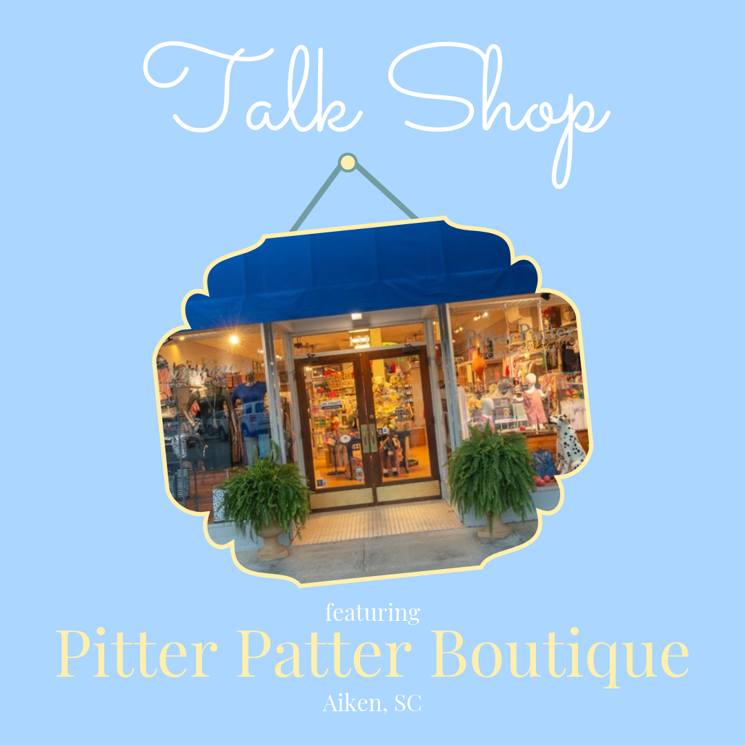 Talk Shop: Pitter Patter Boutique