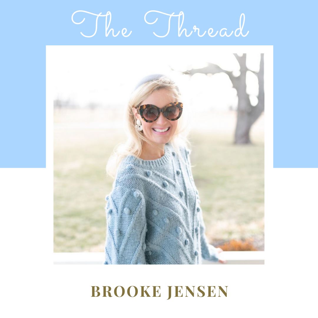 The Thread - Brooke Jensen