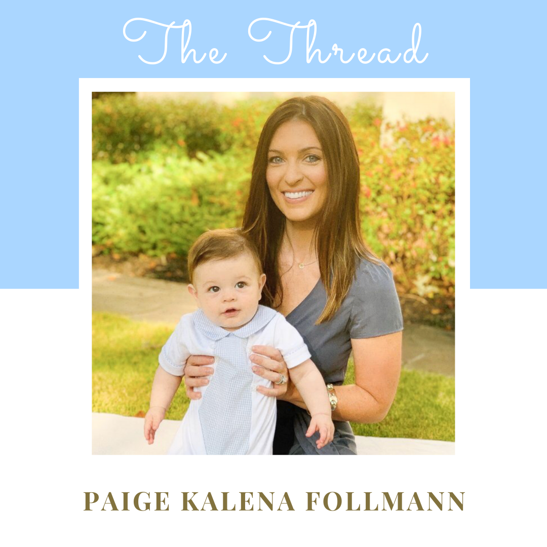 The Thread: Paige Kalena Follmann