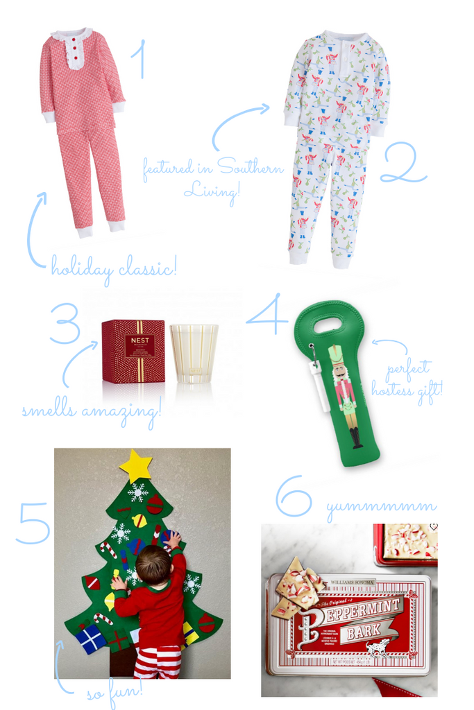 Holiday fun wishlist