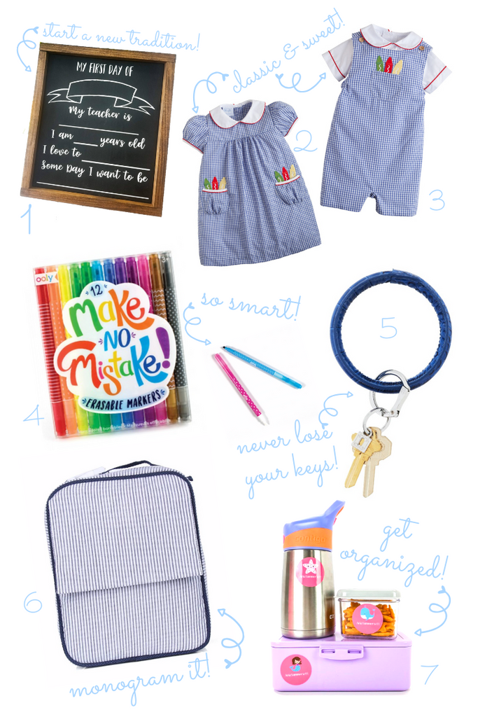 back to school wishlist