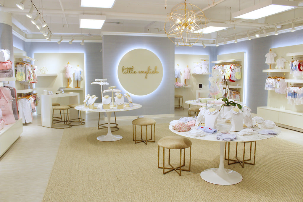 little english, atlanta showroom, americas mart showroom, little english showroom, little english clothing