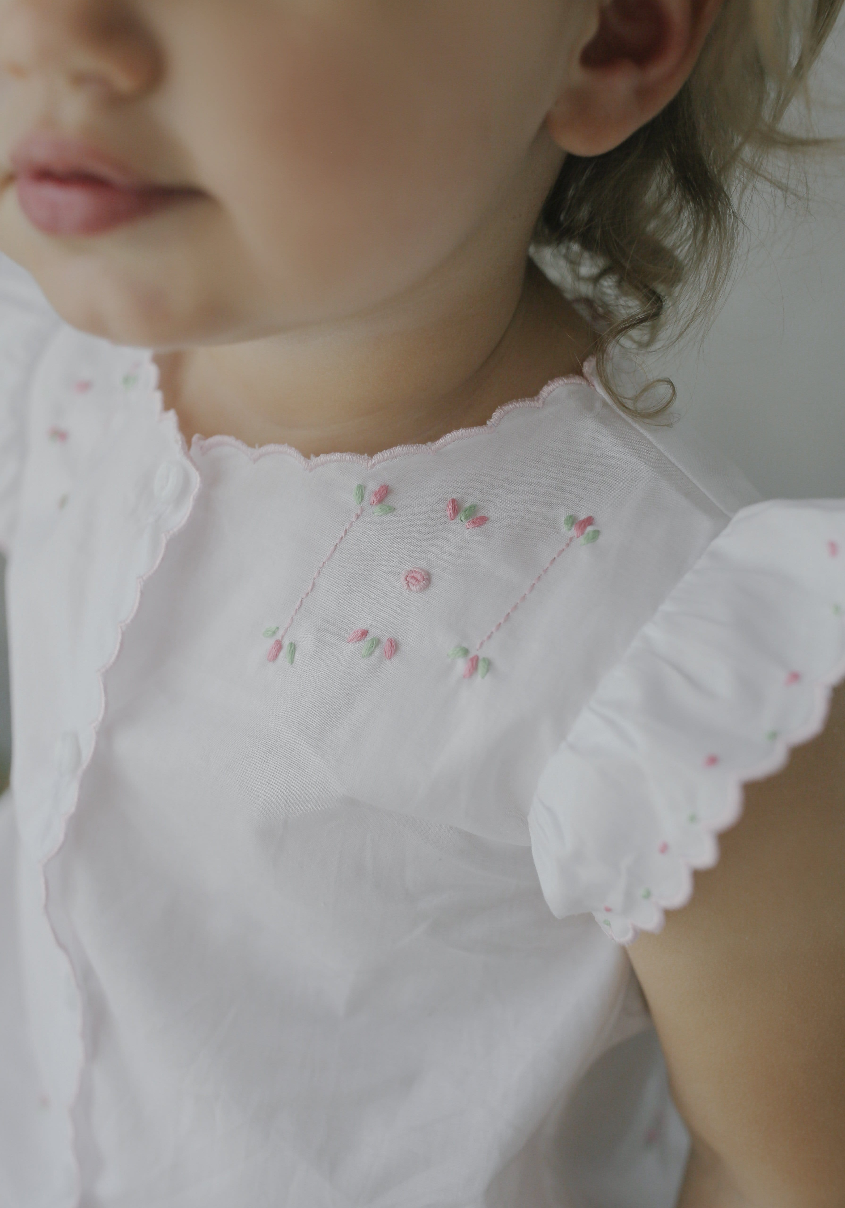 Tea Blouse-Pink, Little English, Little English, classic children's clothing, preppy children's clothing, little English clothing, classic baby clothing, traditional children's clothing, children's clothing, baby clothing
