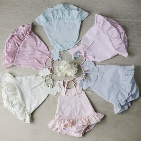 Scallop Bathing Suit Little English little english - classic children's clothing, traditional children's clothing, preppy children's clothing