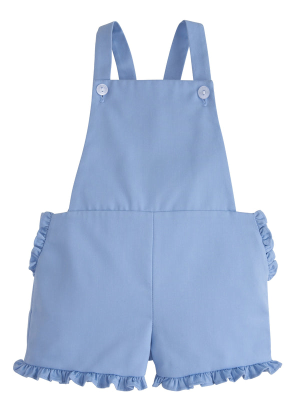 Little English girl's overall