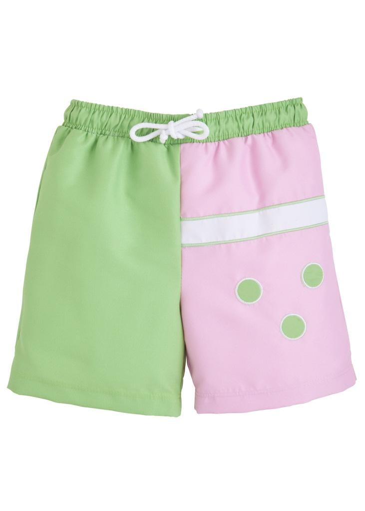 Boca Board Short, Little English, classic children's clothing, preppy children's clothing, traditional children's clothing, classic baby clothing, traditional baby clothing