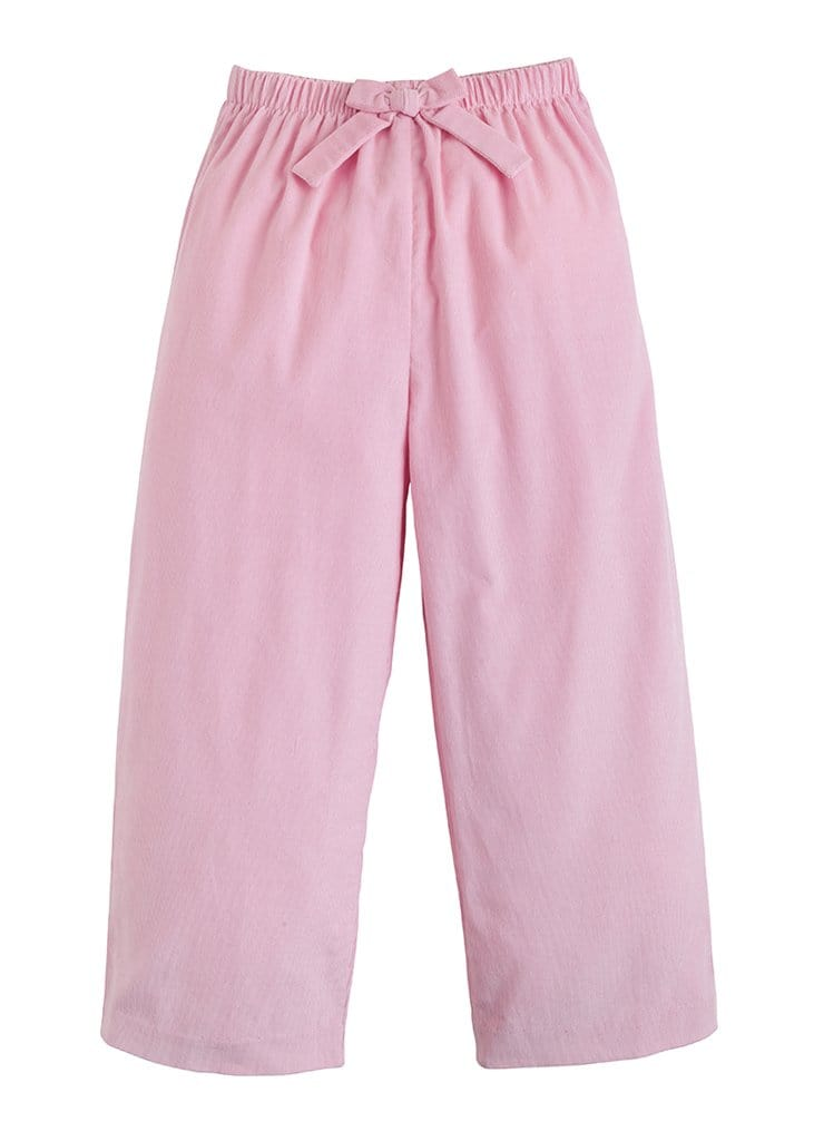 Bow Pant - Light Pink, Little English, classic children's clothing, preppy children's clothing, traditional children's clothing, classic baby clothing, traditional baby clothing