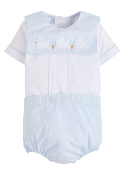 Bunny Jack Bubble Set, Little English, classic children's clothing, preppy children's clothing, traditional children's clothing, classic baby clothing, traditional baby clothing