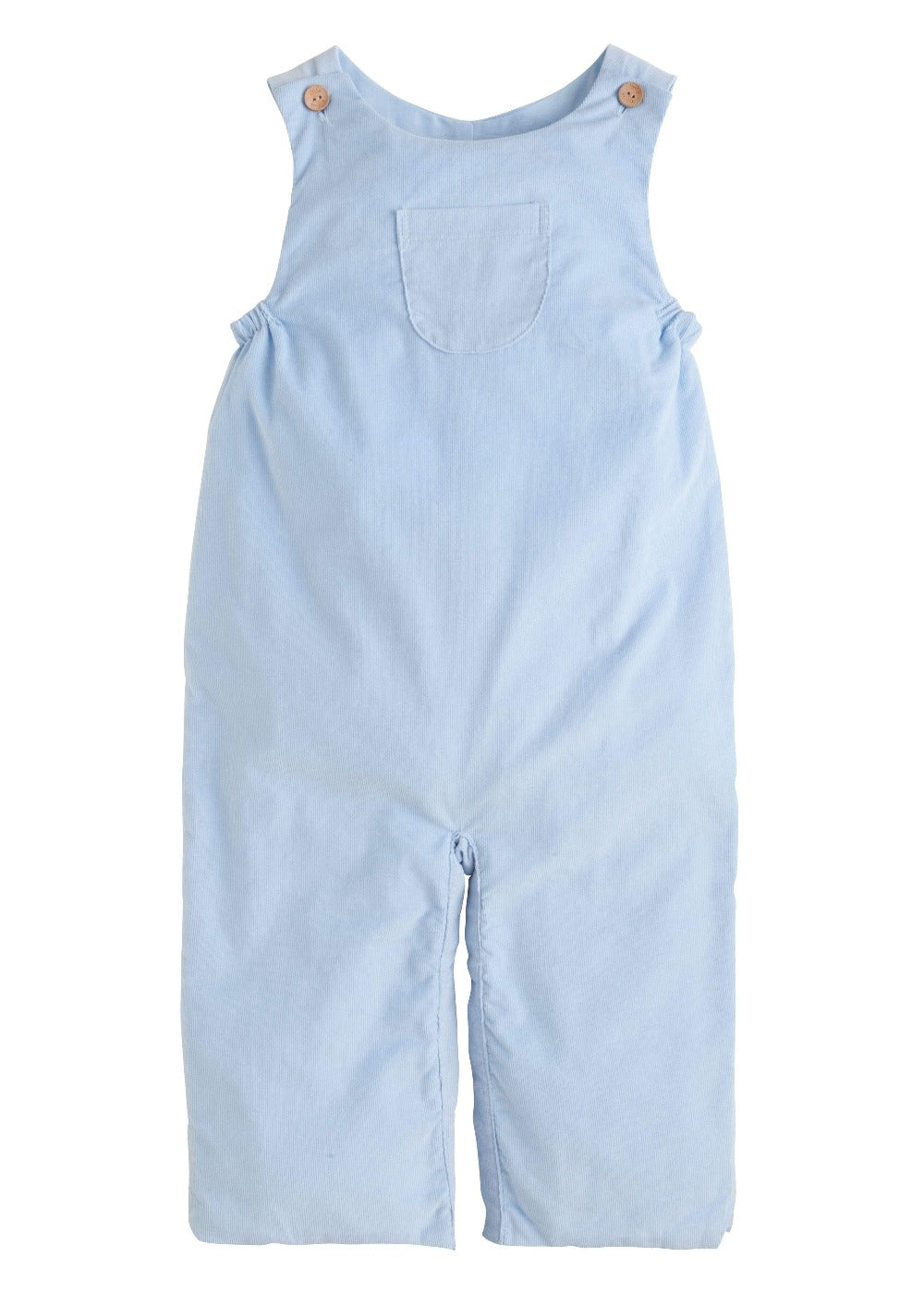 Campbell Overall - Light Blue, Little English, classic children's clothing, preppy children's clothing, traditional children's clothing, classic baby clothing, traditional baby clothing