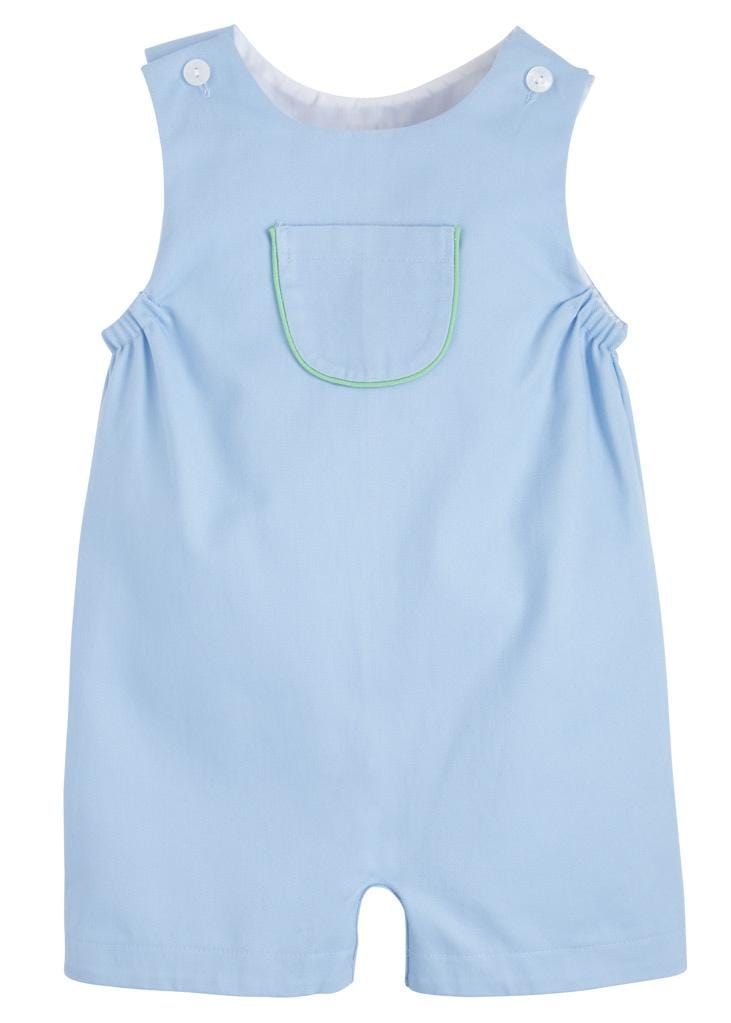 Campbell Shortall - Light Blue, Little English, classic children's clothing, preppy children's clothing, traditional children's clothing, classic baby clothing, traditional baby clothing