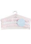 Hangers -Pink Sheep, Little English, classic children's clothing, preppy children's clothing, traditional children's clothing, classic baby clothing, traditional baby clothing