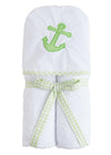 Hooded Towel - Anchor