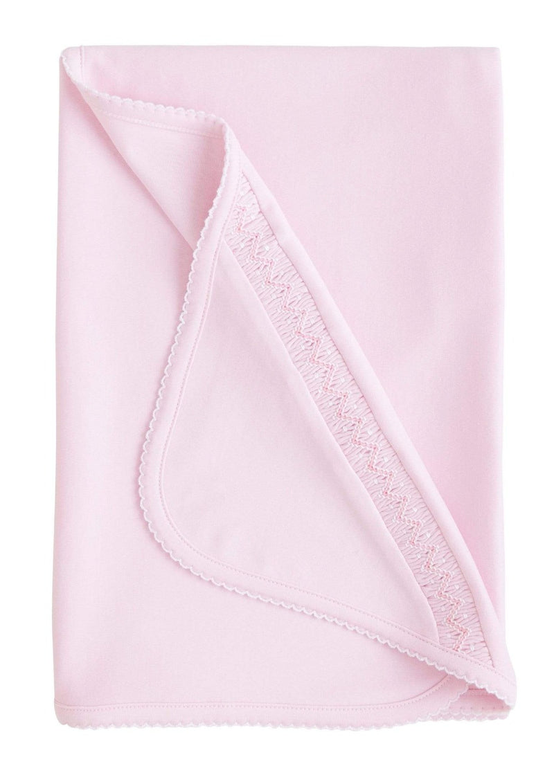 Welcome Home Layette Blanket - Pink