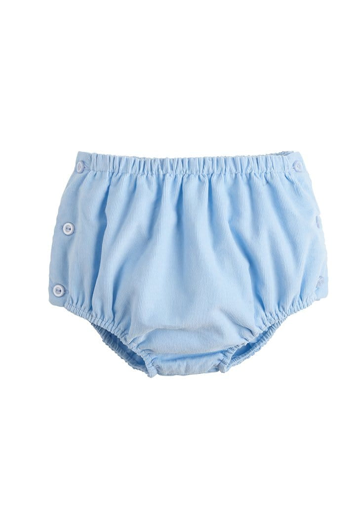 Jam Panty - Light Blue Corduroy, Little English, classic children's clothing, preppy children's clothing, traditional children's clothing, classic baby clothing, traditional baby clothing