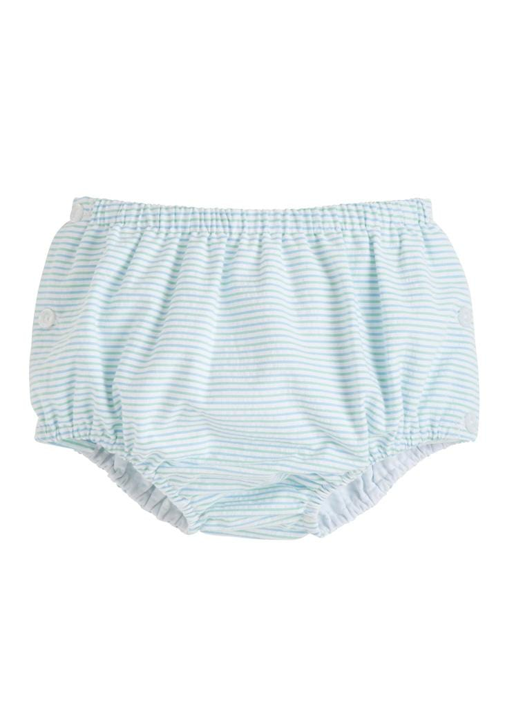 Jam Panty - Mint Seersucker, Little English, classic children's clothing, preppy children's clothing, traditional children's clothing, classic baby clothing, traditional baby clothing