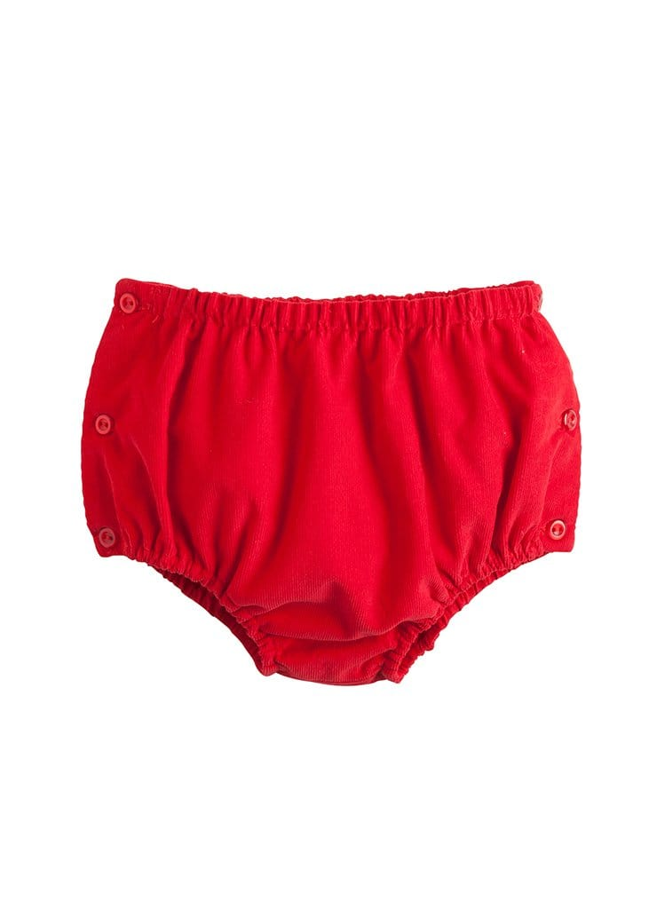 Jam Panty - Red Corduroy, Little English, classic children's clothing, preppy children's clothing, traditional children's clothing, classic baby clothing, traditional baby clothing