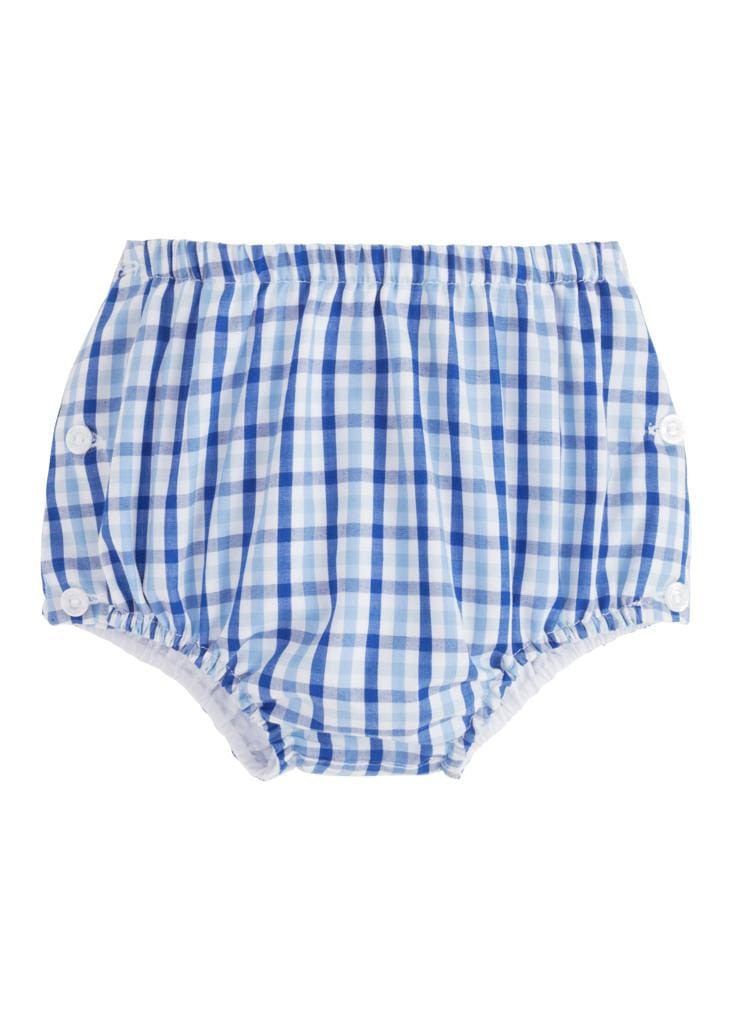 Jam Panty - Seaside Plaid, Little English, classic children's clothing, preppy children's clothing, traditional children's clothing, classic baby clothing, traditional baby clothing