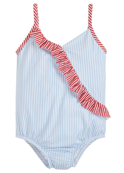 Linville Swimsuit, Little English, classic children's clothing, preppy children's clothing, traditional children's clothing, classic baby clothing, traditional baby clothing