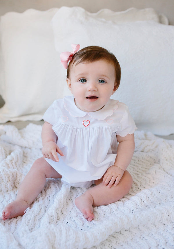 London Bubble - Hearts, Little English, classic children's clothing, preppy children's clothing, traditional children's clothing, classic baby clothing, traditional baby clothing