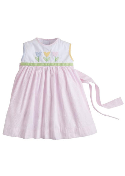 Marisa Dress, Little English, classic children's clothing, preppy children's clothing, traditional children's clothing, classic baby clothing, traditional baby clothing