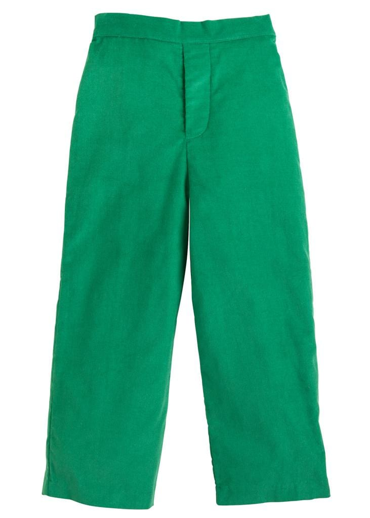 Pull On Pant - Keene Green