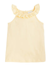 Little English girls knit tank top