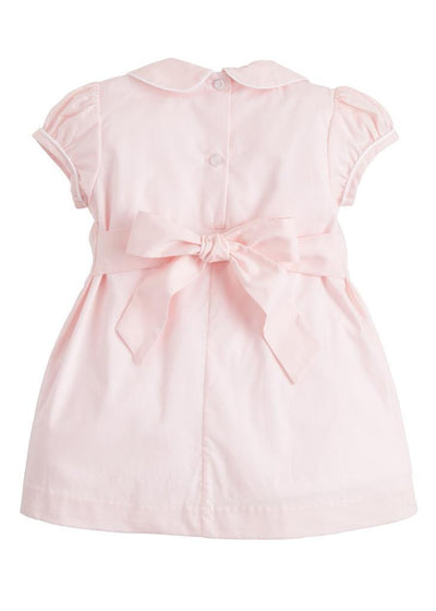 Smocked Charlotte Dress, Little English, classic children's clothing, preppy children's clothing, traditional children's clothing, classic baby clothing, traditional baby clothing