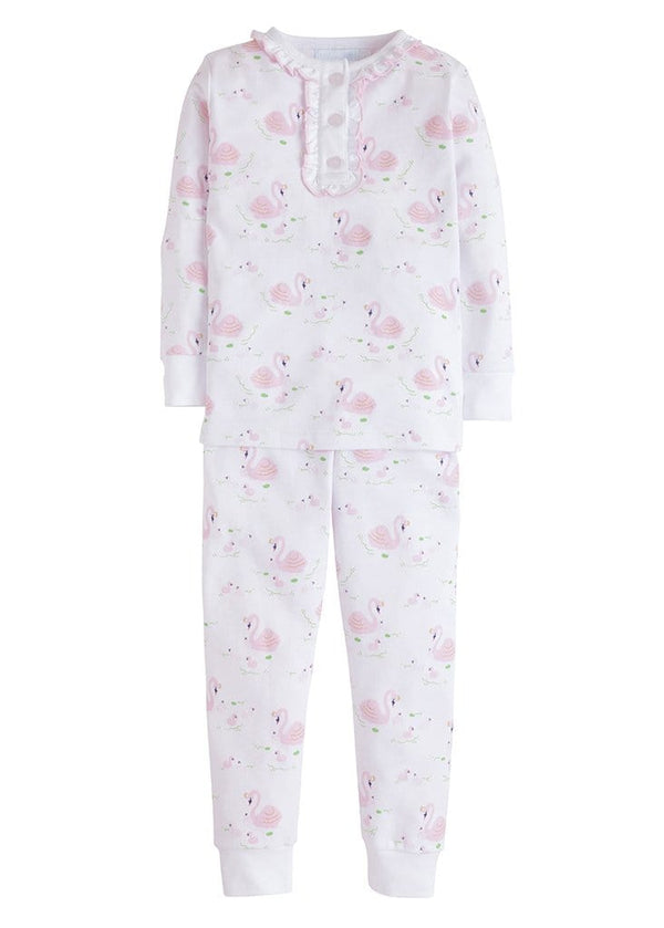 Girl Printed Jammies - Swan Lake