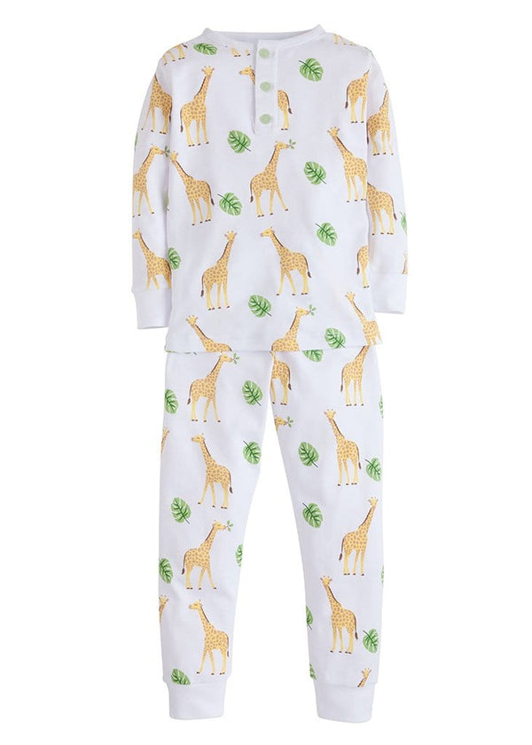 Boy Printed Jammies - Treetops