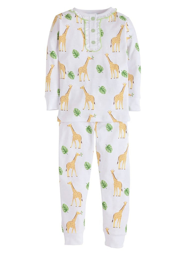Girl Printed Jammies - Treetops