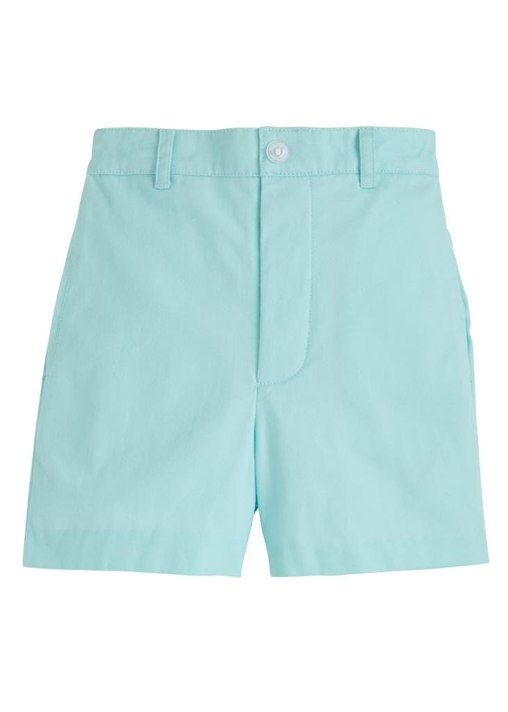 Twill Boat Short - Honeydew, Little English, classic children's clothing, preppy children's clothing, traditional children's clothing, classic baby clothing, traditional baby clothing