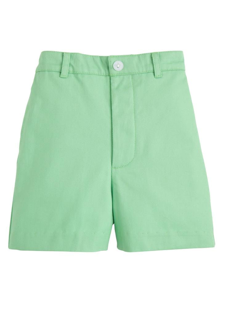 Twill Boat Short - Kelly Green, Little English, classic children's clothing, preppy children's clothing, traditional children's clothing, classic baby clothing, traditional baby clothing