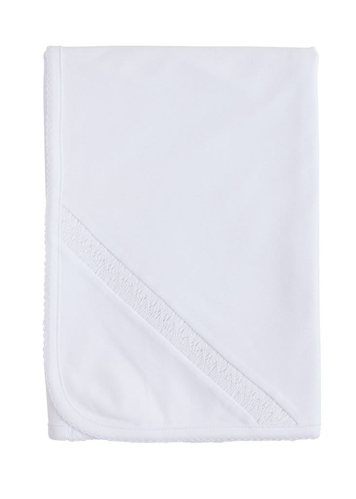 Little English Baby Welcome Home Blanket