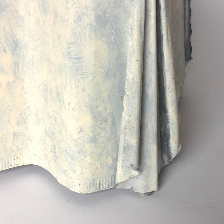 1970 Toile Drape Table