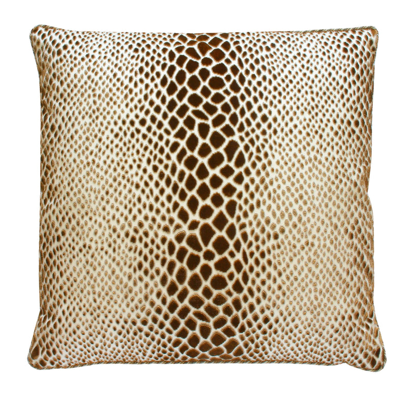 24 nala cut velvet pillow