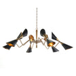 Olga Twelve Light Chandelier