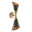 Olga Two Light Wall Sconce
