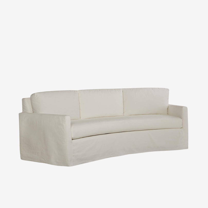 Aggedor Curved Sofa