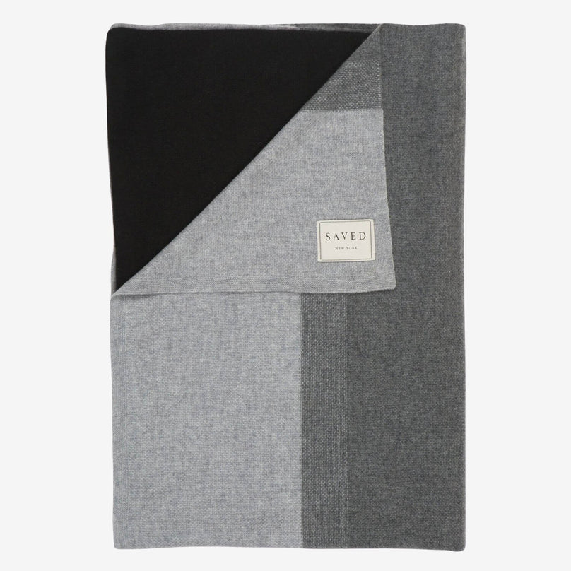 Array Charcoal Throw