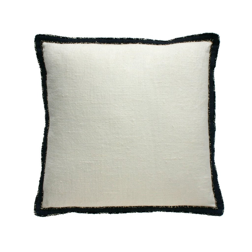Chanel Fringed Pillow